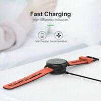 Wireless Charger Dock for Samsung Galaxy Watch Active 2 40mm 44mm Smart Wat F9X9