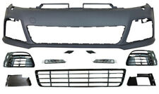 VW Golf MK6 2009 - 2012 R20 Style New Front Bumper Any Colour