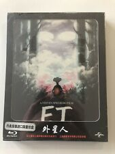 "Steelbook Blu-Ray "" E.T. The Extra-Terrestrial "" China Edition NEW"