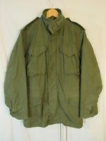 US Army Men's M-65 M65 Field Coat Size S Long DSA 100-67-C-3637 Vietnam Era