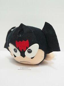 "DevilMan 240801 Nagai Go Flying Banpresto 5"" Plush 1992 Stuffed Toy Doll Japan"