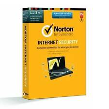 Norton Internet Security V 21.0 (3 Users, 1 Year)