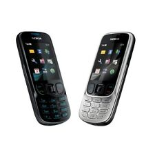 Nokia 6303i Classic, Bluetooth, 3.2 MP, silber / schwarz, frei für alle Netze