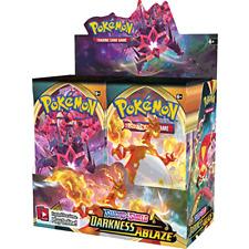 Pokemon Sword & Shield Darkness Ablaze Booster Box
