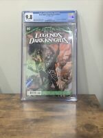 Dark Nights Death Metal Legends of the Dark Knights *CGC 9.8 * ROBIN KING Batman