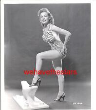Vintage Gale Robbins SEXY SWIMSUIT PINUP '53 Publicity Portrait