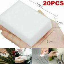 20X Cleaning Magic Sponge Eraser Melamine Cleaner Multi-functional Foam Pad US