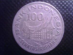 INDONESIA   100   RUPIAH    1978    JUL28