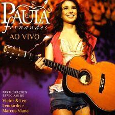 Paula Fernandes - Ao Vivo [New CD]