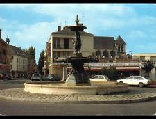 """VERNON (27) CITROEN CX Break au BAR """"LE PARIS PLAGE"""" & FONTAINE Monumentale"""