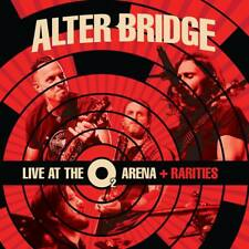 Alter Bridge Live at the 02 4 LP CLEAR vinyl Box Set + rarities Ltd ed 33 rpm
