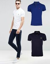 Ralph Lauren Patternless Basic T-Shirts for Men