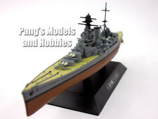 Battlecruiser HMS Hood (51) 1/1100 Scale Diecast Model Ship by Eaglemoss
