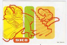 figurina THE SIMPSONS PANINI ANNO 1999 NUMERO 85 NEW
