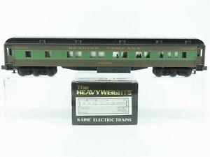 "O Gauge 3-Rail K-Line K-81-0006 RDG Reading Company Pullman Passenger ""Ottowa"""