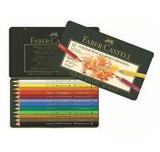 Faber-castell Crayons de couleur pour Dessin polychrome 12 Pièces