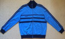 "Old Adidas Romania Track Top - Mens Size GB 6'6"" XXL - Made in West Germany"