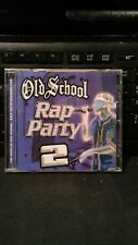 OLD SCHOOL RAP PARTY 2 - 12 TRACK MUSIC CD -GREAT SHAPE