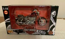 New listing Maisto 1:18 Harley-Davidson Fxdll Dyna Low Rider, Series 2, In Box