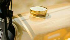 Tankdeckel 24 Karat vergoldet Simson S50 S51 Kr51 Gold