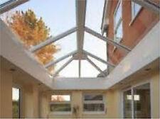 Lantern Orangery Skylight Roof UPVC Clad Aluminium Glass Roof liniar 1000 x 3500