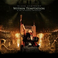 Within Temptation & The Metropole Orchestra : Black Symphony CD 2 discs (2018)