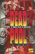 **DEADPOOL: THE CIRCLE CHASE #1-4 TPB GRAPHIC NOVEL**(1996, MARVEL)**1ST PRINT**