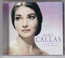 (ES929) Maria Callas - The Legend - 2000 CD