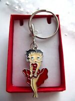 CAR KEYS .GIFT BOXED BAG 1 NEW CLASP  KEY RING TWO SIDED HORSE  CHARM,HAND BAG