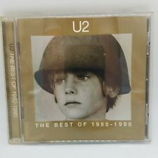U2 The Best Of 1980-1990 CD Island Records
