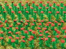 Vollmer kit 45116 NEW HO ASTERS (RED). 120PCS