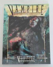 Vampire Storytellers Companion Masquerade Revised Ww2301 White Wolf Ww2301 2