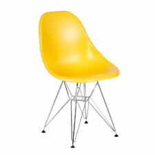 Children's Bedroom Plastic Chairs with 1 Pieces