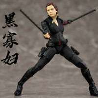 S.H.Figuarts SHF Avengers End Game Black Widow Action Figure New in Box