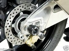 R&G Racing PAIR SWINGARM Protectors for APRILIA RSV4 2009 MODEL