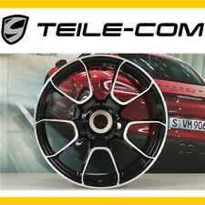 ORIG. Porsche 911 992 Turbo S Exclusive Design Felge/Wheel 12J 21 ET70 Schwarz
