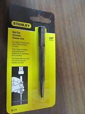 """Stanley Nail Set 3/32"""" Tip size  #58-113  4"""" Long"""