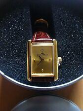Women's wrist watch Quartz.  Leather Strap. Yonger & Bresson. Guaranteed.