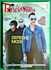 R@R@ RIVISTA MENSILE ROCK&RILLA- DEPECHE MODE -MUSIC MAGAZINE-PERFECT-RIF.4060