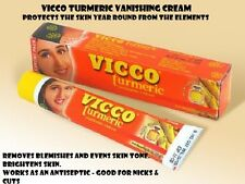 9X50 GRAM OF VICCO TURMERIC VANISHING HERBAL CREAM WITH FREE WORLDWIDE SHIPPING
