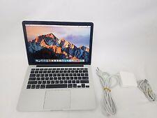 "2015 13"" RETINA MacBook Pro 2.7ghz i5 / 8GB / 128GB SSD - BEAUTIFUL - 37 CYCLES!"