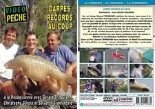 Carpes records au coup avec Gérard Trinquier - Pêche au coup - Vidéo Pêche