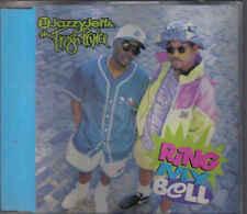 DJ Jazzy Jeff&The Fresh  Prince-Ring My Bell cd maxi single