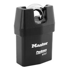 Padlock (Master ProSeries 6727) with Everest Primus High Security Cylinder