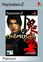 Onimusha: Warlords (PS2 Game)