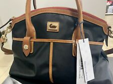 Black Dooney & Bourke Wayfarer Domed Satchel
