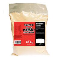 4,99€/kg Weight Masse GAINER 10kg Eiweiß schneller Muskelaufbau mit Whey Protein