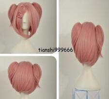 Natsuki Wig Adult Cosplay Pink Hair Wigs