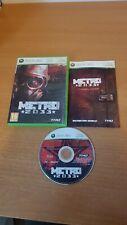 "Metro 2033 for   Xbox 360  ""FREE UK  P&P"""