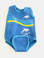 Konfidence Babywarma blue baby wetsuit 0-6 months Swimwear